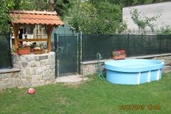 Ubytování_u Zbrodku_Ratíškovice_bazének